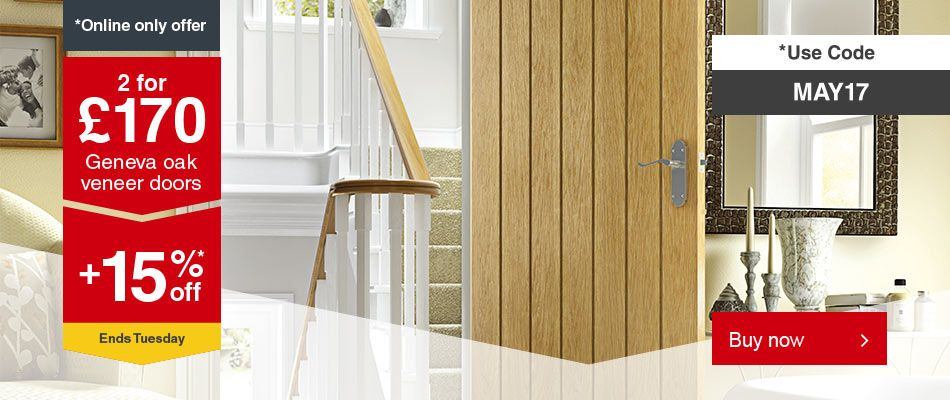 Multi buy offers on Interior Doors