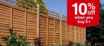 Fence Panels & Posts