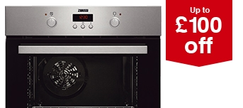Selected Zanussi Ovens