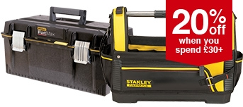 Tool Storage Offer