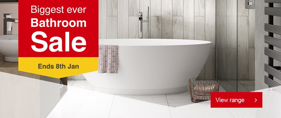 Bathroom sale. Wickes DIY   Home Improvement Products for Trade and DIY
