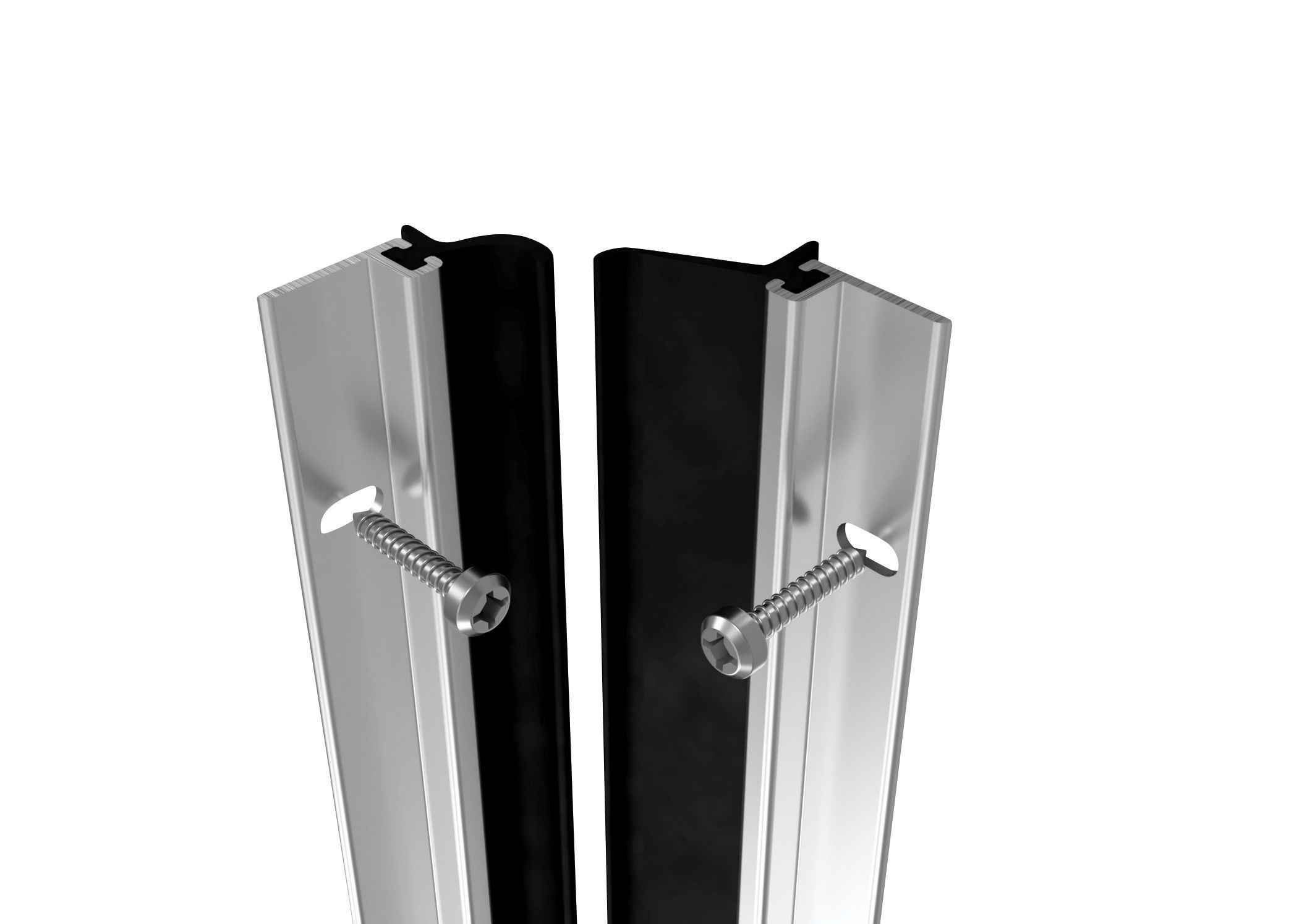 Mouse over image for a closer look. & Wickes Full Door Metal Draught Excluder Aluminium 5028mm | Wickes ... pezcame.com