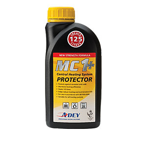 Adey MC1 Magnaclean Central Heating System Corrosion and Scale Protector Liquid - 500ml