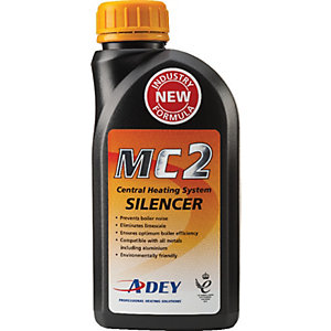 Adey MC2 MagnaClean Central Heating System Noise Reducer/Silencer Liquid - 500ml