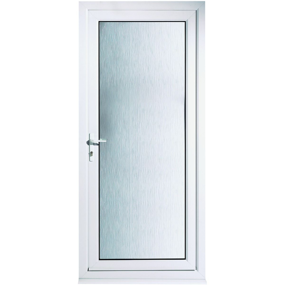 Wickes Humber Pre-hung Upvc Door 2085 x 840mm Right Hand Hung | Wickes.co.uk