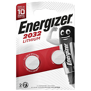 Image of Energizer CR2032 Lithium Coin Cells 2 Pack