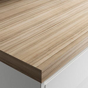 Wickes Square Edge Coco Bolo Worktop 50x600mmx3m.