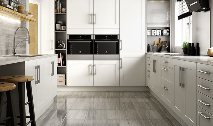 Oban traditional range of kitchen for Wickes kitchen designs