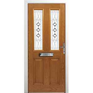 Compisite doors for Door viewer wickes