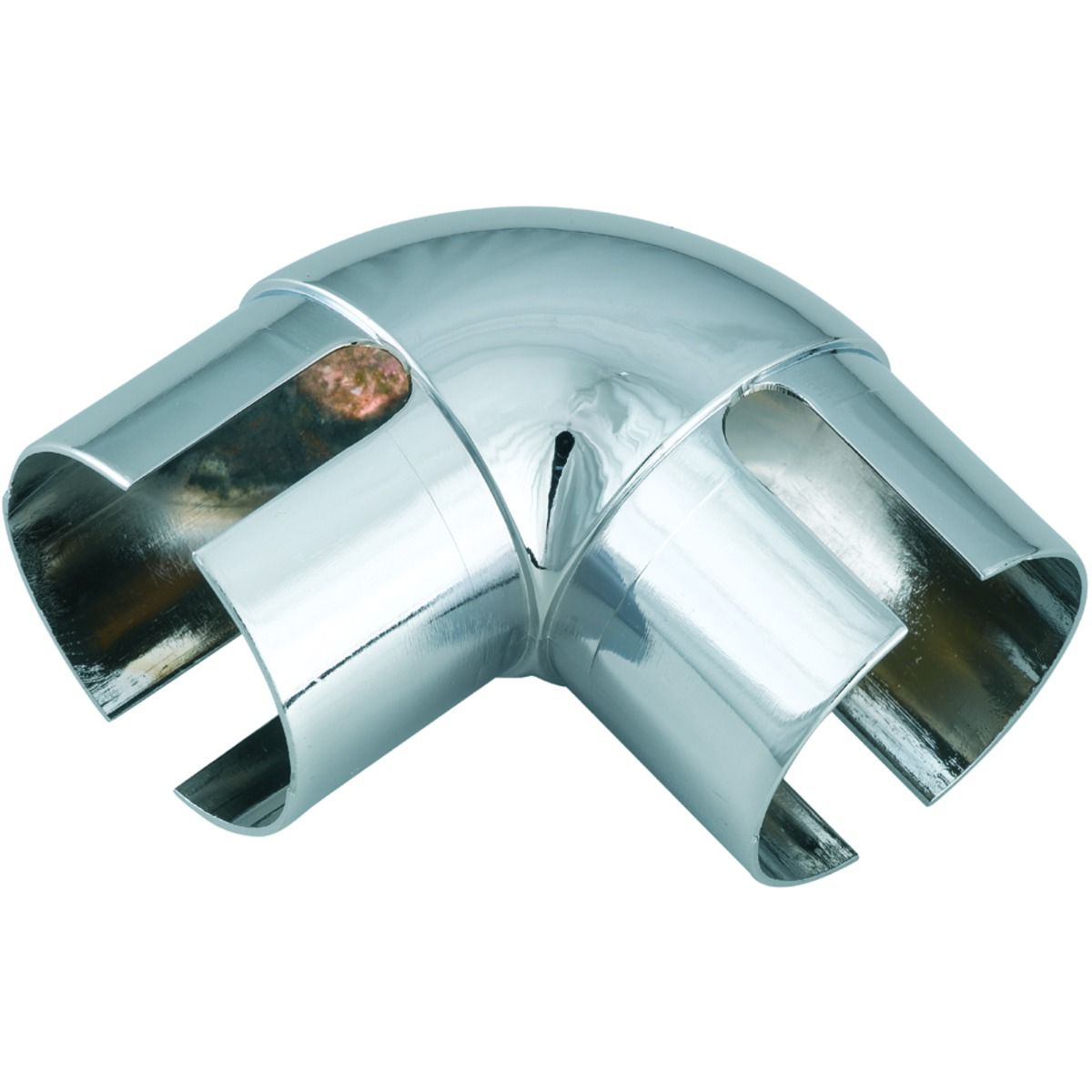 Compare prices for Chrome Handrail 90 Degree Elbow