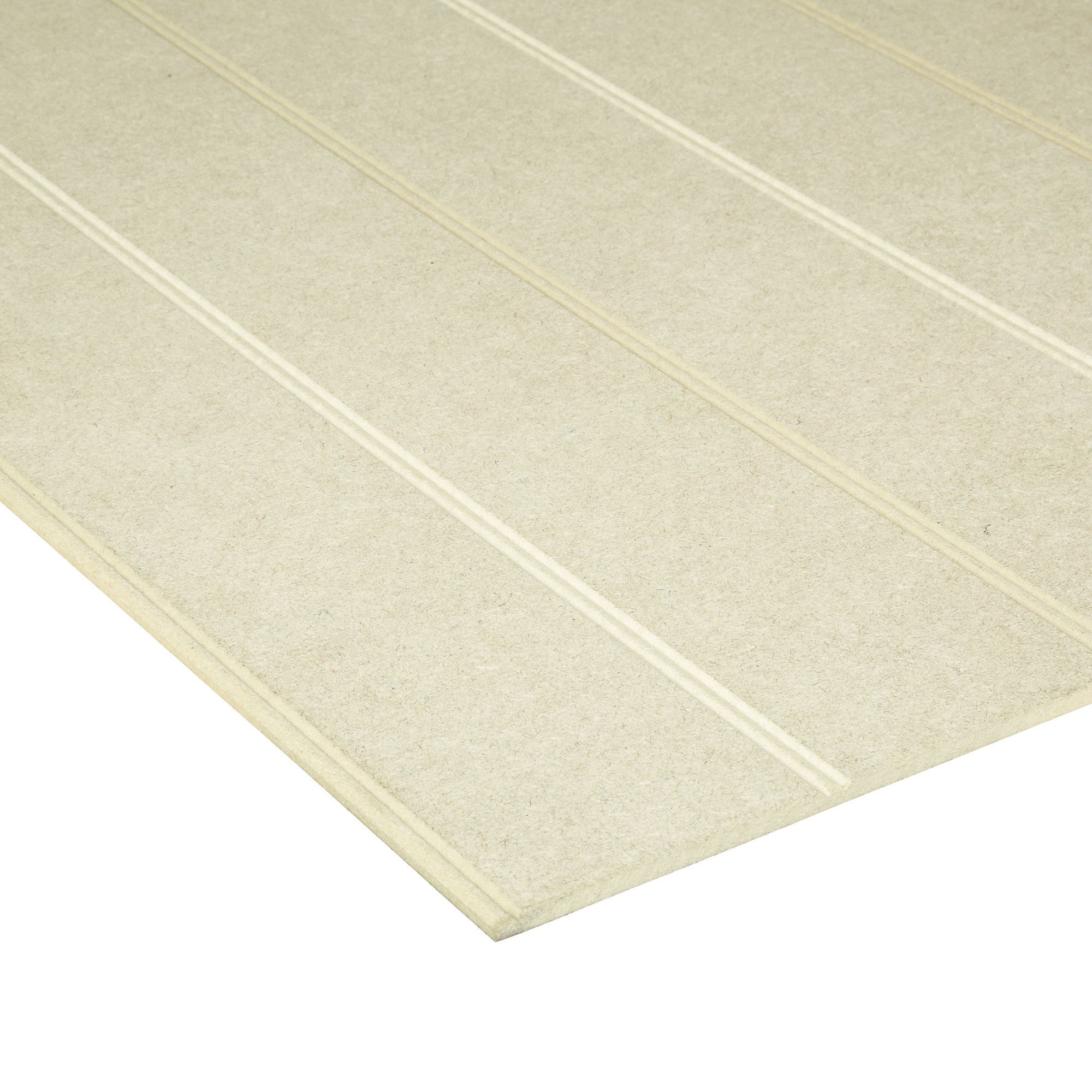 Compare cheap offers & prices of Wickes Beaded MDF Panel 6 x 607 x 1220mm manufactured by Wickes