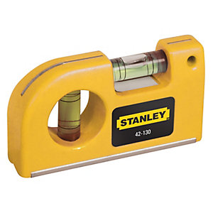Stanley Steel Pocket Spirit Level