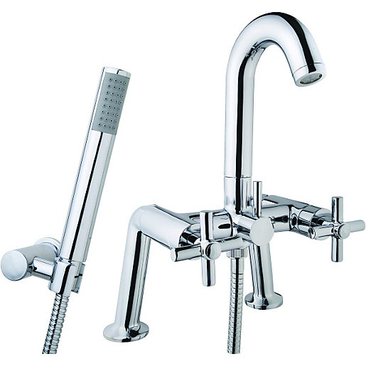 Bath Faucets Uk mixer bath taps. bathroom shower water control valve mixer faucet