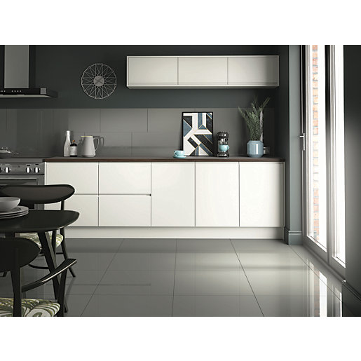 Wickes Infinity Storm Porcelain Tile 600 X 600mm: wickes bathroom design ideas