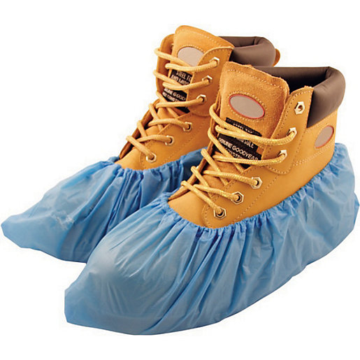 Wickes Protective Boot Amp Shoe Covers Pack 50 Wickes Co Uk