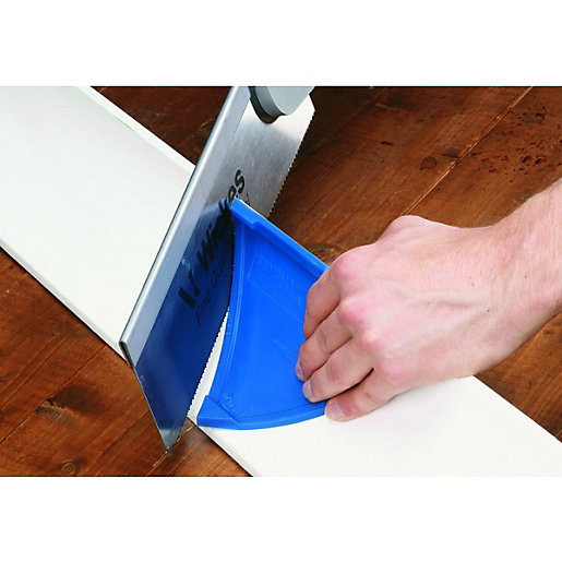 Wickes Coving Mitre Tool For 90mm Coving Wickes Co Uk