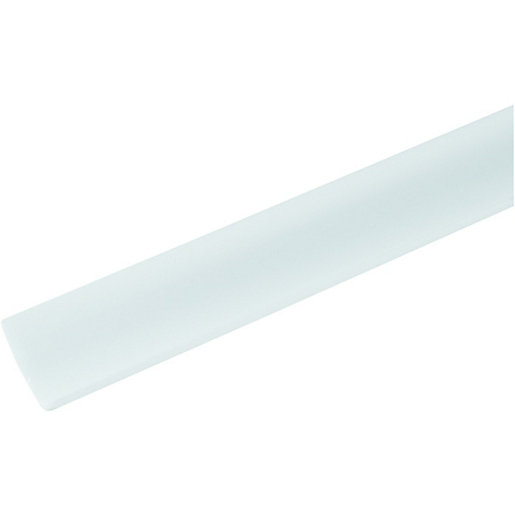 Wickes lightweight polystyrene coving 100mmx2m wickescouk for Coving for bathroom ceilings