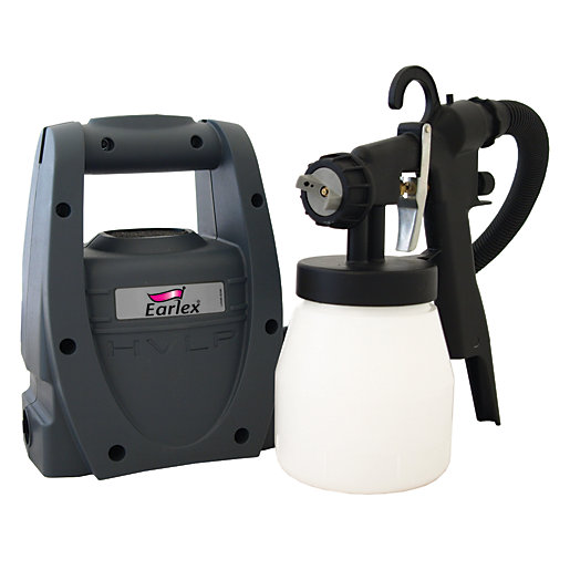 Earlex Hvlp Hv1900 Interior Exterior Paint Sprayer