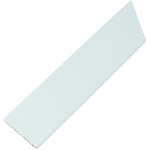 Wickes White Furniture Panel 2790mm  Mouse over image for a closer look. Wickes White Furniture Panel 2790mm   Wickes co uk