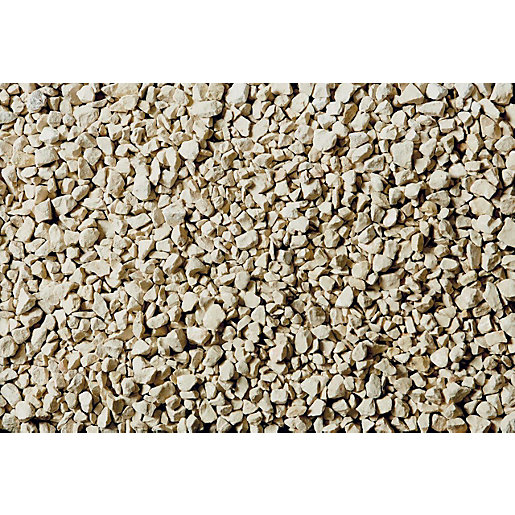 Decorative Stone Product : Wickes cotswold chippings major bag