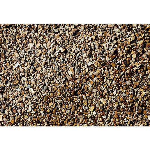 Wickes york gold chippings major bag for Landscape rock delivery near me