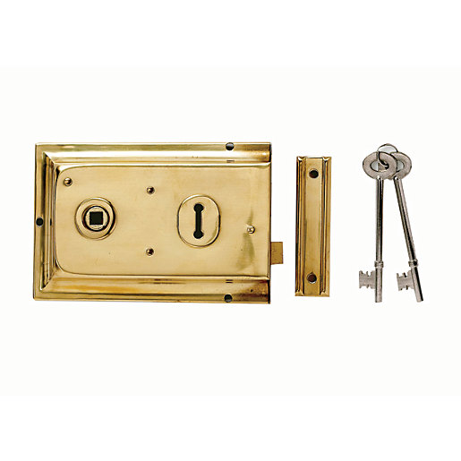 Sophisticated Door Chain Lock Bu0026q Contemporary - Plan 3D house ...