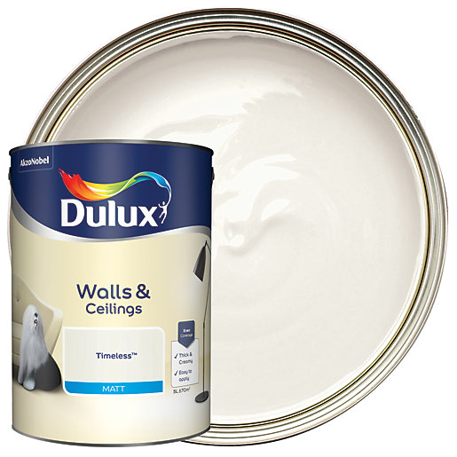 Dulux Timeless Matt Emulsion Paint L