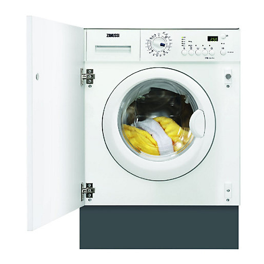 electrolux 7kg washing machine. electrolux zwi71201wa integrated washing machine 1200rpm 7kg. mouse over image for a closer look. 7kg
