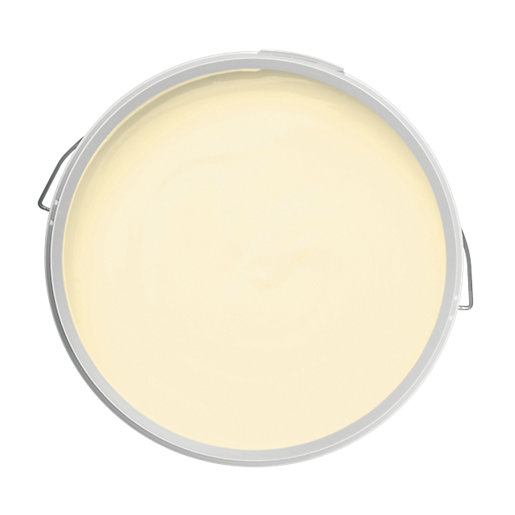 Wickes Smooth Masonry Paint Buttermilk 5l