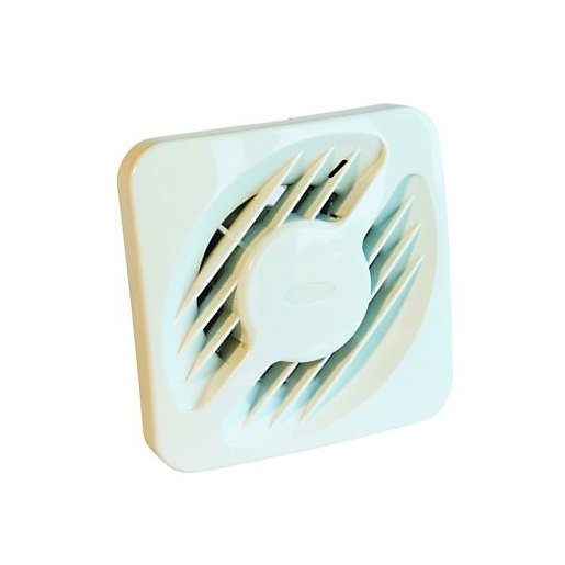 Wickes Extractor Fan with Timer 100mm. Extractor Fans   Ducting Kits   Cooling   Ventilation  Tools