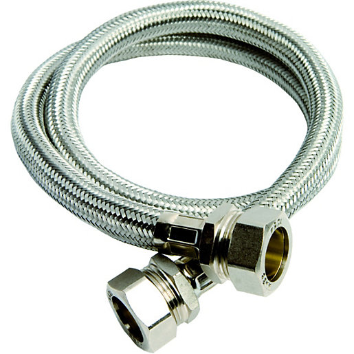 Wickes Flexible Compression Connector 15 X 15 X 1000mm