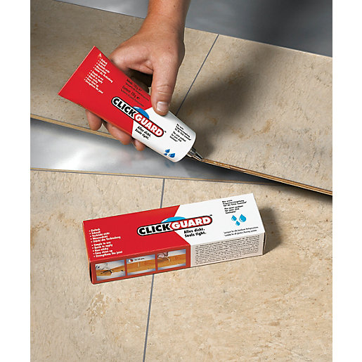 Awesome Click Guard Laminate Flooring Joint Sealant | Wickes.co.uk
