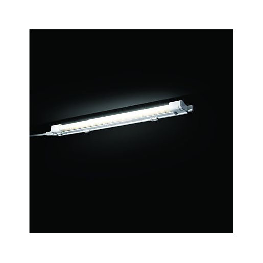 Modern 12v Kitchen Led Under Cabinet Lights Tubes 50cm: Wickes T5 343mm Under Cabinet Fluorescent Striplight