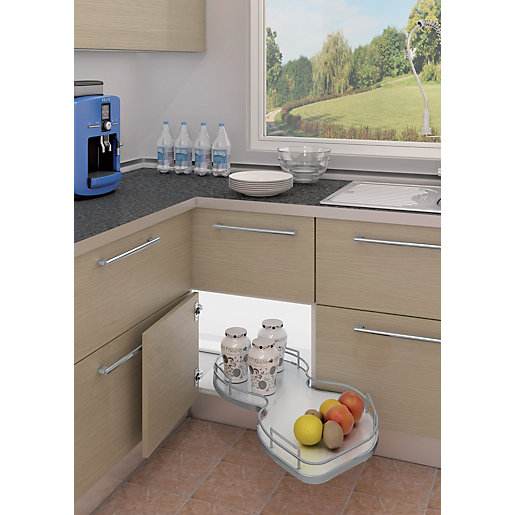 Wickes nuvola single unit right hand for Individual kitchen units