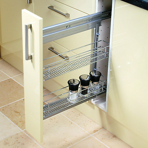 Mm Kitchen Corner Unit Storage
