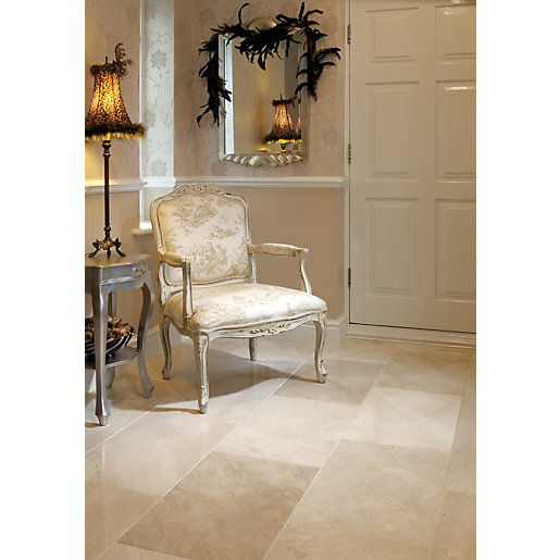 Kalta Fiore 24 In X Marble Floor And Wall Tile