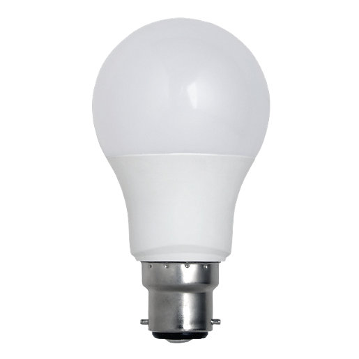 wickes led gls frosted light bulb 92w b22