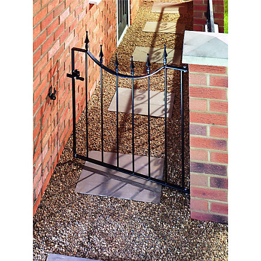 Stunning Metal Gates  Gates  Metal Railings Gardens  Wickes With Outstanding Wickes Windsor Black Metal Gate Mm High  Fits Opening Of Mm With Delightful Gardeners Gift Imports Also Winter Garden Theater Box Office In Addition Westminster Palace Gardens And Oasis Gardens As Well As Garden Centre Shenstone Additionally Garden Furniture John Lewis From Wickescouk With   Delightful Metal Gates  Gates  Metal Railings Gardens  Wickes With Stunning Oasis Gardens As Well As Garden Centre Shenstone Additionally Garden Furniture John Lewis And Outstanding Wickes Windsor Black Metal Gate Mm High  Fits Opening Of Mm Via Wickescouk
