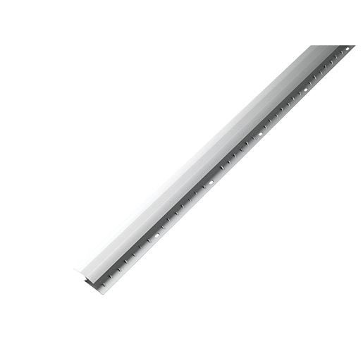 carpet joint strip. wickes carpet cover strip silver 900mm joint v