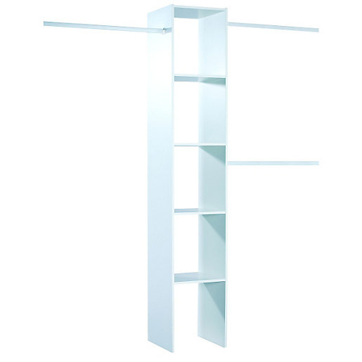 Wickes Interior Wardrobe Storage Unit White. Modular Wardrobe Furniture   Sliding Wardrobe Doors   Wickes co uk