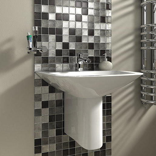 Mosaic Tiles Decorative Flooring Wickes bathroom tiles