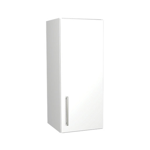 wickes orlando white wall unit 300mm | wickes.co.uk