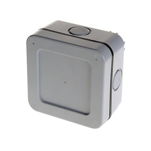 Outside Lights Wickes: Masterplug Exterior 5 Way Terminal Junction Box