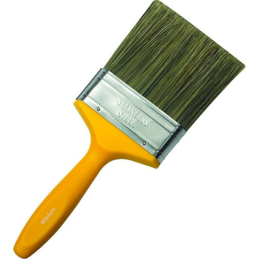 What Is A Bristle Paint Brush