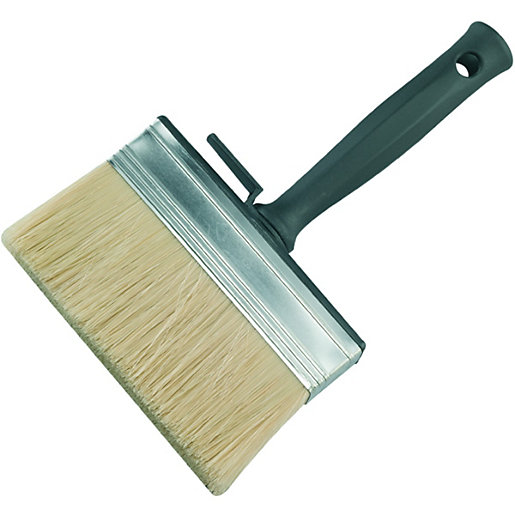 Wickes shed fence paint brush mm