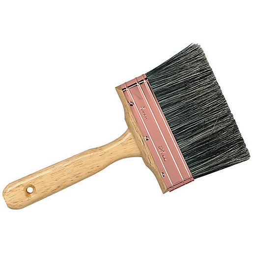Wall Design Paint Brush : Wickes wall emulsion paint brush mm