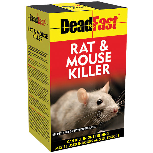 Dead Rat Paint Can