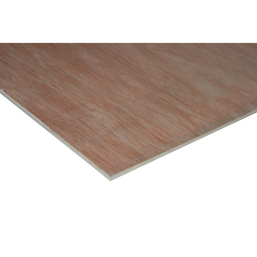 Wickes Non Structural Hardwood Plywood 5 5 X 1220 X