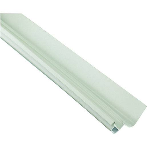 Wickes White Universal Edge Flashing for Polycarbonate ...