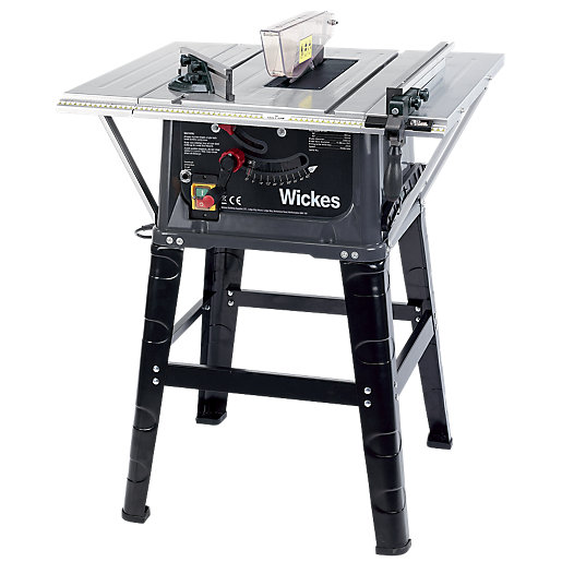 Wickes 1500w Table Saw 230v 254mm